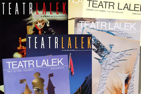Teatr Lalek – spis treści