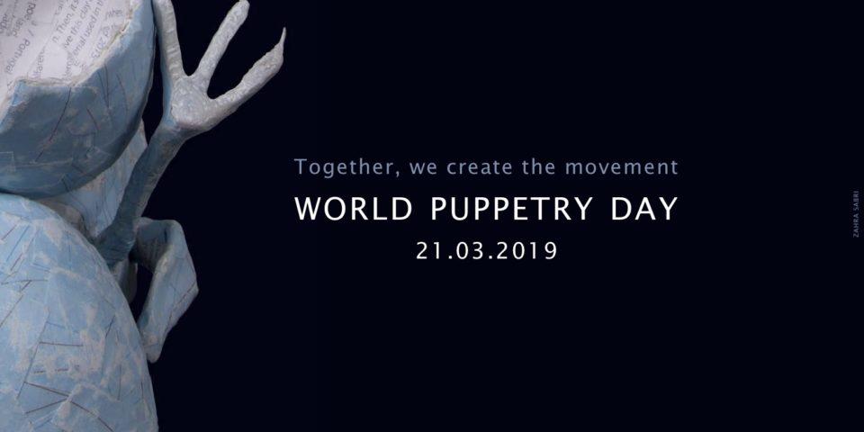 Przesłanie na Światowy Dzień Lalkarstwa UNIMA 2019 autorstwa Dadi D. Pudumjee