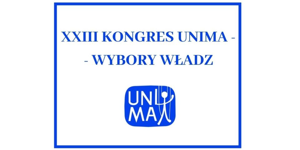 XXIII Kongres UNIMA za nami!